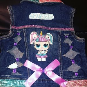 Summer Time Magical Personalized Vest 🧜♀️ 🦄